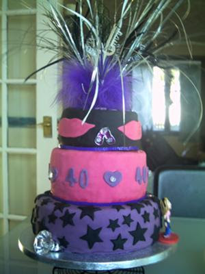 Prime 1St Birthday Cake 40Th Birthday Party Cakes Bilder Funny Birthday Cards Online Aeocydamsfinfo