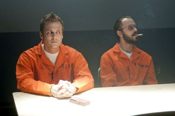 Gabriel Macht and Giovanni Ribisi play two reckless computer geniuses in MIDDLE MEN.