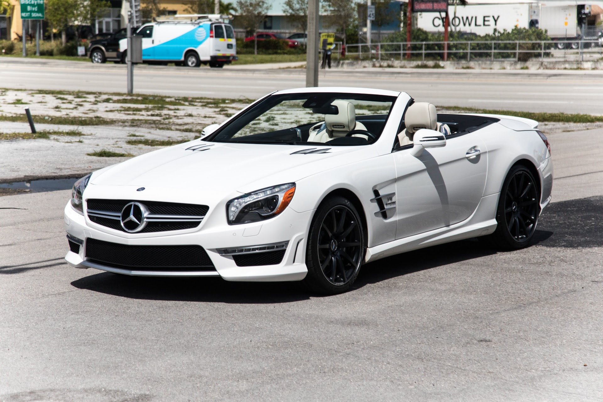 Used 2014 Mercedes-Benz SL-Class SL 63 AMG For Sale ...