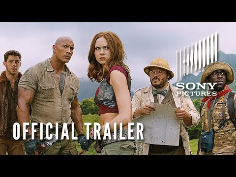 Jumanji 2 Official Trailer 2017 - Watch Online in Full HD