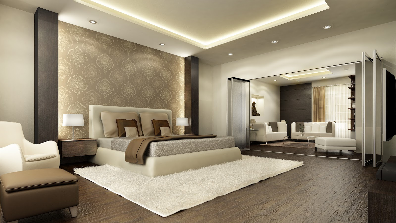 Bedroom Design Gallery For Inspiration - The WoW Style
