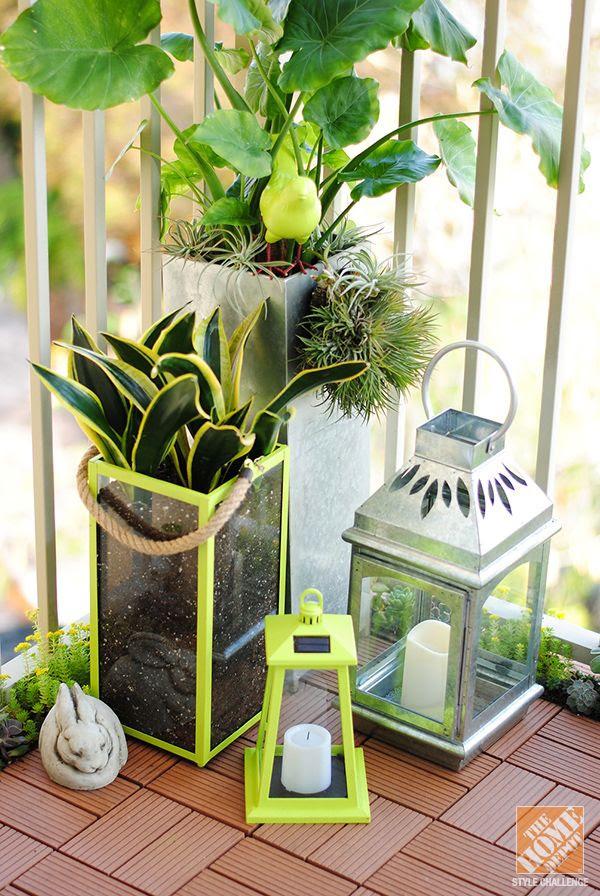 Small Outdoor Patio Ideas