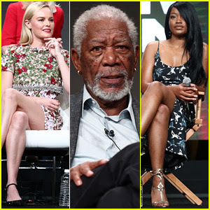 Kate Bosworth, Morgan Freeman, & Keke Palmer Lead Starry First Day of TCA Summer Press Tour!