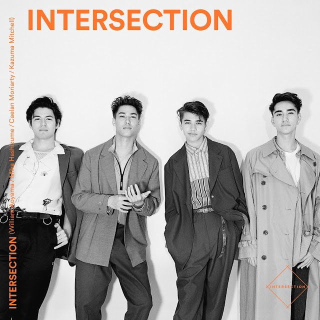 INTERSECTION - INTERSECTION (Album) [iTunes Plus AAC M4A]