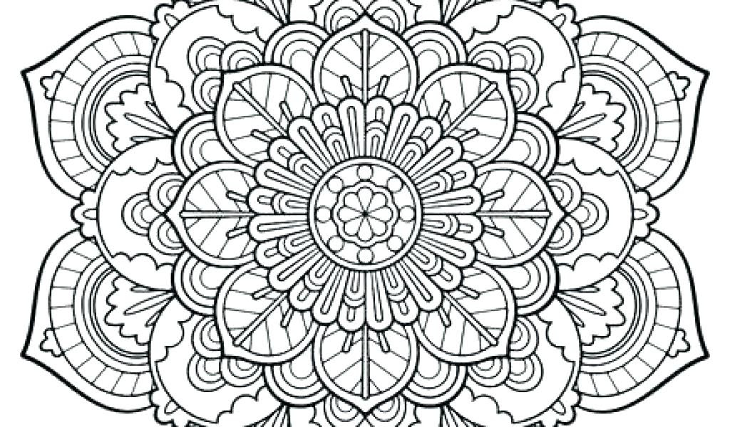 5300 Top Free Printable Mandala Coloring Pages For Adults Only For Free