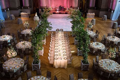 Magical Garden Wedding Reception in DC: Katherine   Owen
