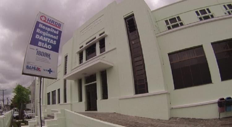 Vítima foi socorrida apara o Hospital Regional Dantas Bião - Foto: Reprodução