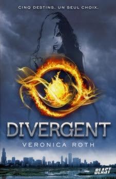 Couverture Divergent / Divergente / Divergence, tome 1