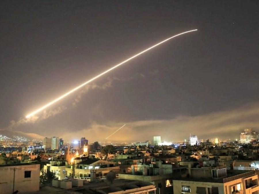 Ρωσία: Στόχος της επίθεσης των ΗΠΑ στη Συρία ήταν να μην αποδειχθούν τα ψεύδη περί χημικής επίθεσης από τον Assad