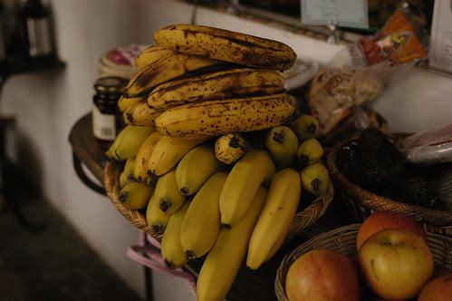 bananas at Casbah