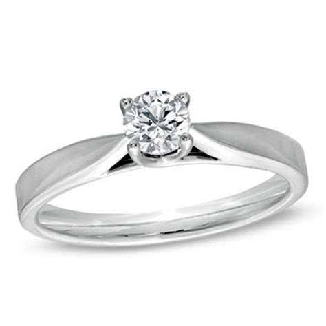 Celebration Canadian Grand? 0.30 CT. Diamond Engagement