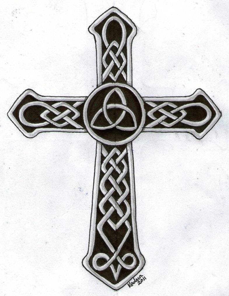 40 Celtic Cross Tattoos