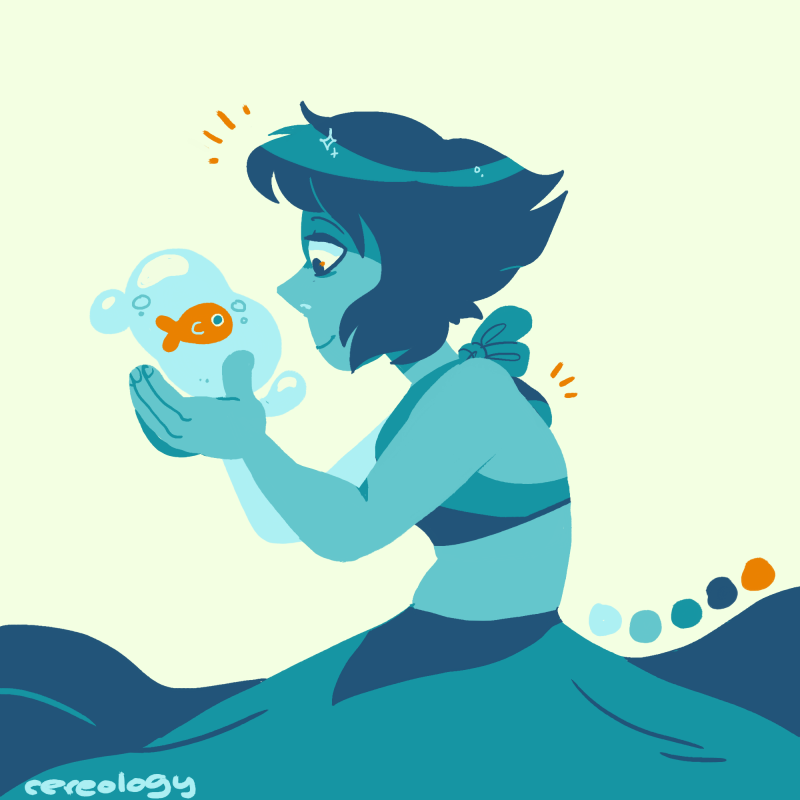lapis in 233 requested by @smolcartoonnerd i may not be as active this summer bc i'm taking a class at a local college and it's already stressing me out