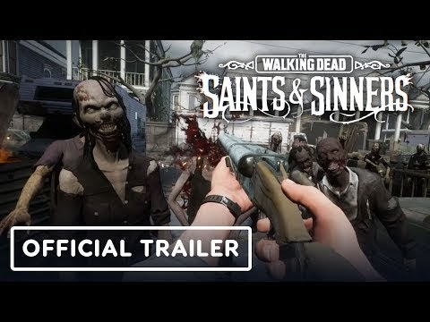 The Walking Dead: Saints & Sinners Review