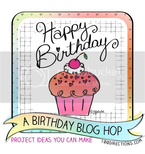 Best Birthday Ideas Blog Hop with 100Directions.com