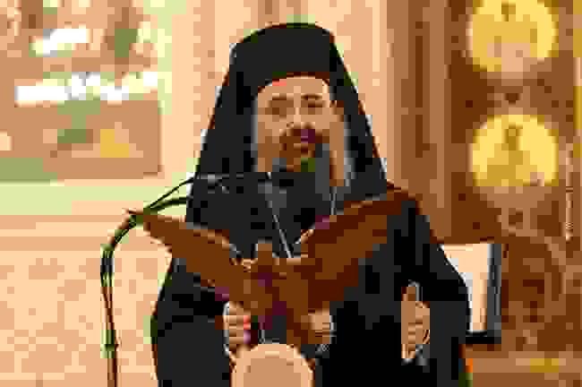 Αποτέλεσμα εικόνας για Πατρών κ.κ. Χρυσόστομος