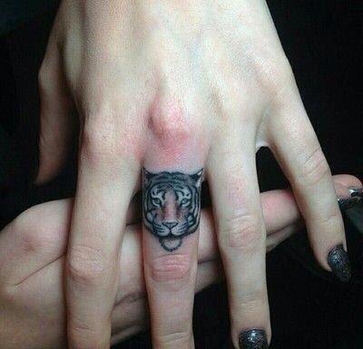 Venado Tatuaje En El Dedo Wwwimagenesmycom