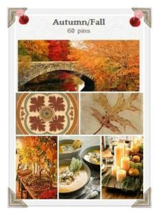 Avente Tile Autumn Pinterest Board