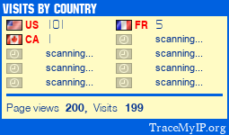 trace my ip location
