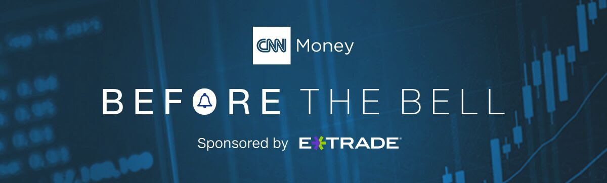 CNNMoney: Before The Bell