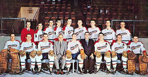 1965-66 Houston Apollos team, 1965-66 Houston Apollos team