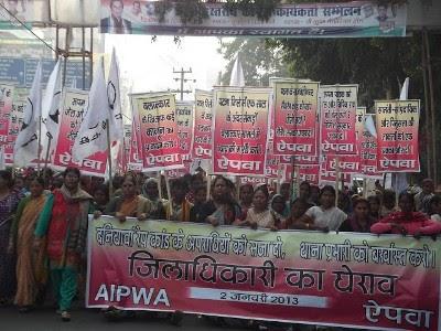"""Índia: """"Há que defender o direito das mulheres à liberdade sem medo!"""""""