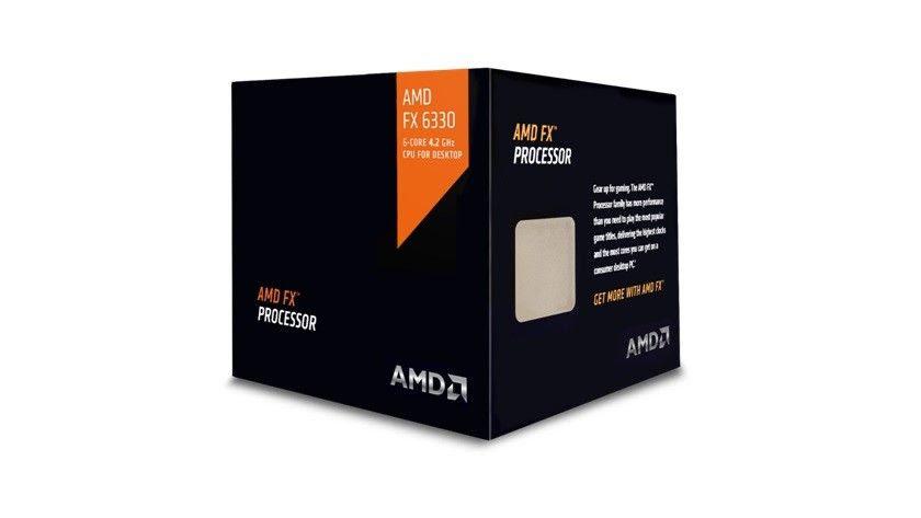 AMD lanza el procesador FX-6330 Black Edition