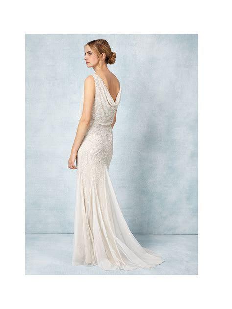 Phase Eight Cathlyn Wedding Dress, Ivory at John Lewis