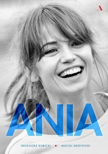 Okładka książki Ania