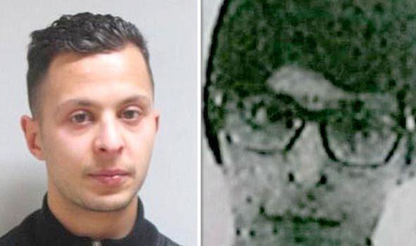 Fugitive Paris attacker Salah Abdeslam and his suspected disguise