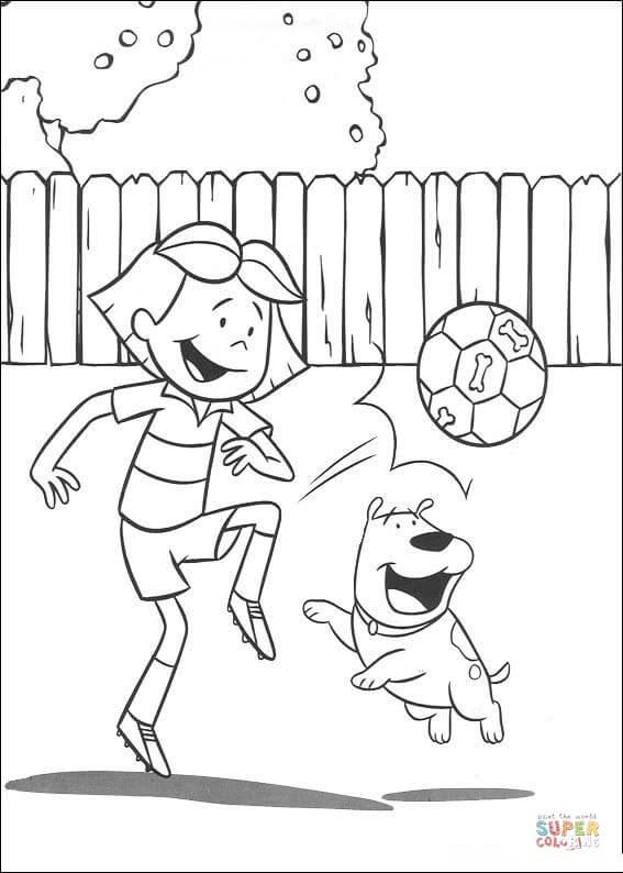 Dibujo De Jugando Con Emily Para Colorear Dibujos Para Colorear