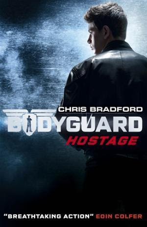Hostage (Bodyguard, #1)