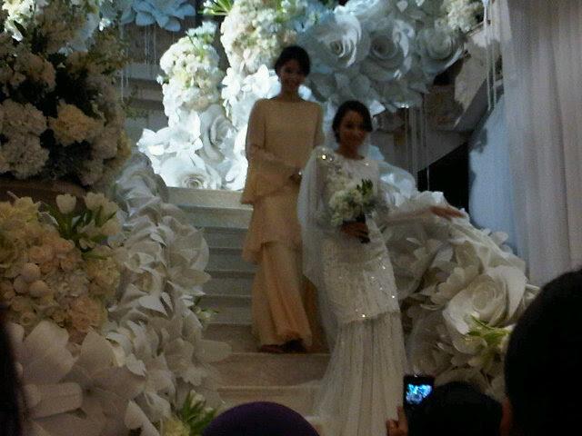 207d02fc3b (Gambar) Majlis Nikah & Perkahwinan SM Nasarudin dan Marion Caunter