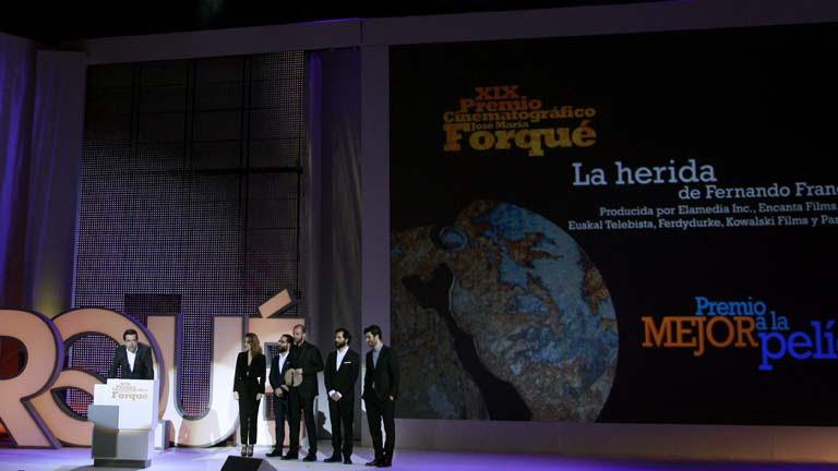 Gala de los XIX Premios José María Forqué 2014