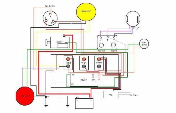 Revtech Ignition Wiring Diagram Chinese Bmx Atv Wiring Diagram Cuummis Lalu Decorresine It