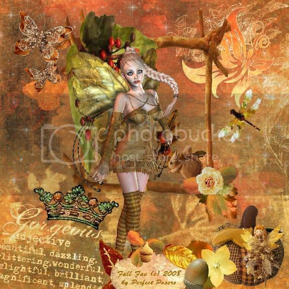 Fairies,Autumn,Fantasy