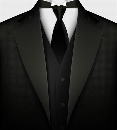 Black Suit Vector Free vector in Encapsulated PostScript