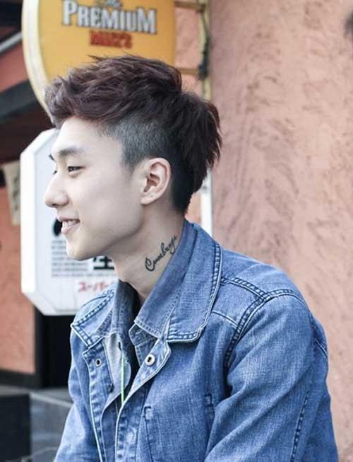 Pleasant New Style 44 Asian Boy Short Hair Style Schematic Wiring Diagrams Phreekkolirunnerswayorg