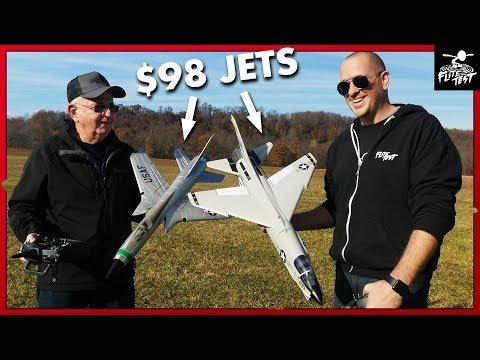 Pesawat Jet RC Mirip Asli 1 Jutaan