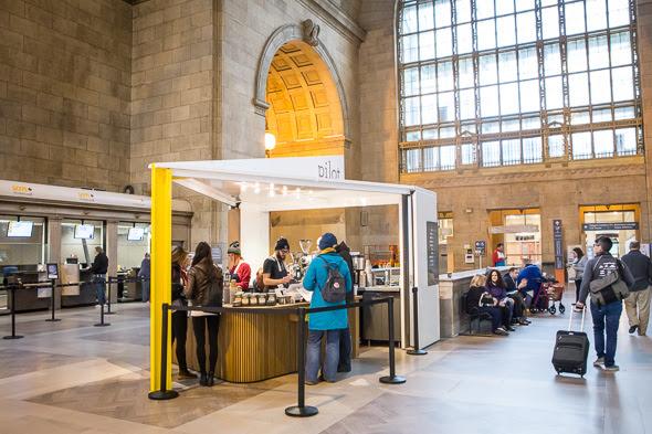 Pilot Coffee (Union Station)