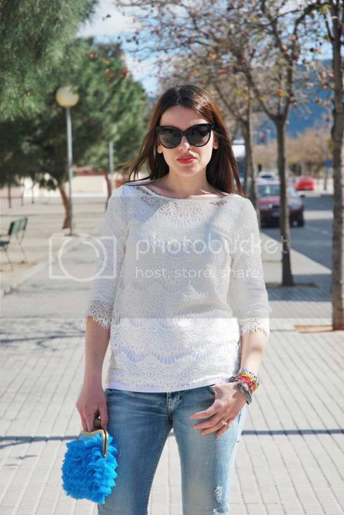 Jeans pitillo tobilleros 1