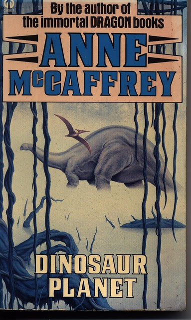 Anne McCaffrey: Dinosaur Planet
