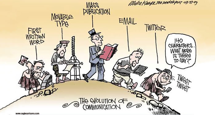 Evolution Of Communication