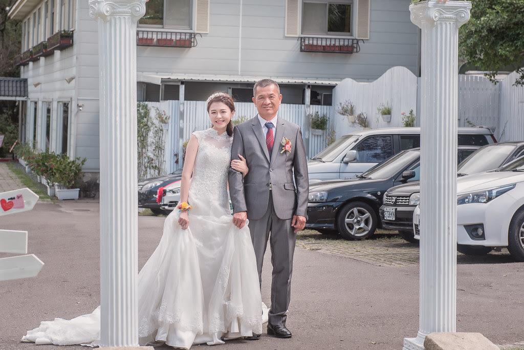 007羅莎會館 花園婚禮