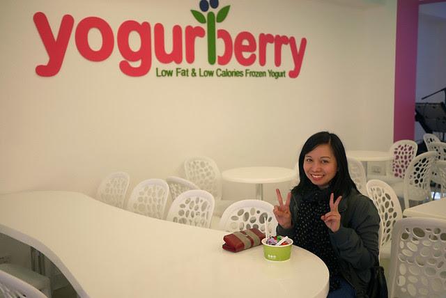 Yogurberry (Strathfield, NSW)