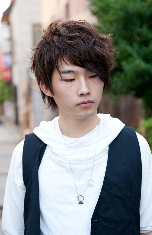 Korean Emo Hairstyle Boy 2014 Naskah F