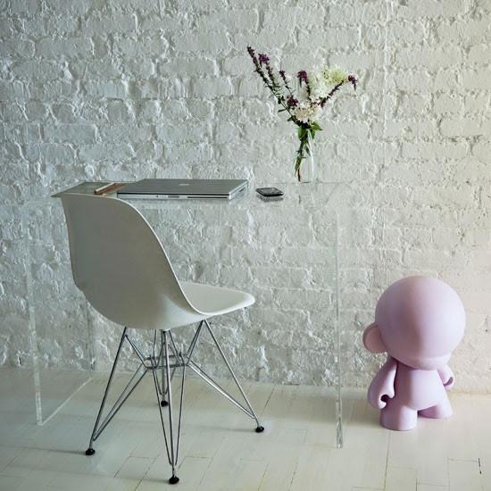 Study area | Take a look around a light, bright New York loft | House tour | Livingetc | PHOTO GALLERY