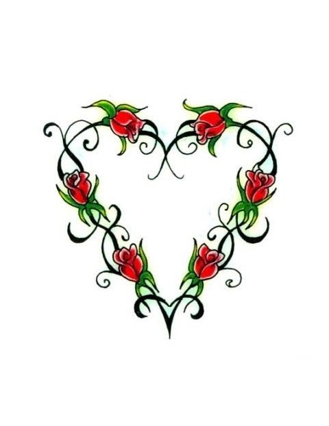 Rose Vine Drawing Designs At Getdrawingscom Free For Personal Use