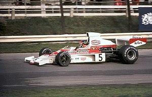 Emerson Fittipaldi, Marlboro Team Texaco (McLa...