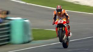 Sepang Race MotoGP Marquez